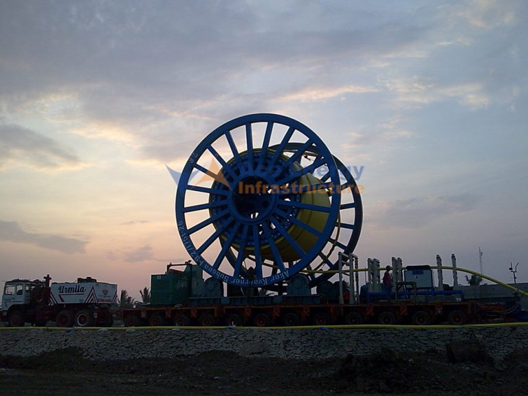 Read more about the article Pipelines, Umbilicals, Block Valve Station and Pigging Facilities for KG-D6 Gas Field Development Project