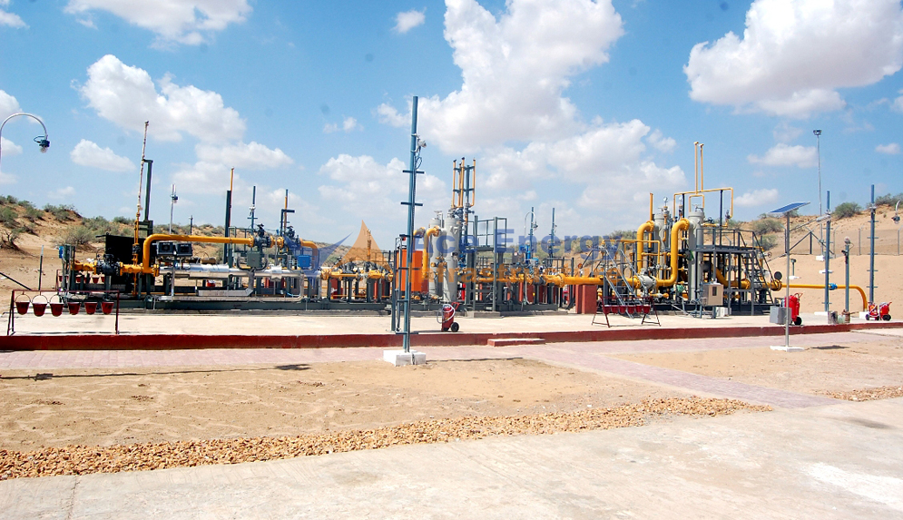 EPIC of Facilities for Gas Gathering Station at Langtala
